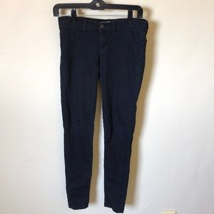 {J BRAND} well loved super skinny in Pitch